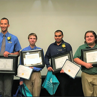 Graduating the First Project SEARCH Class in the County